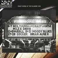 Neil Young and Crazy Horse - Live At The Fillmore East [U.S. Version] [CD]