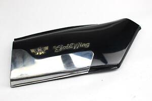 96-99 Honda Goldwing 1500 GL1500 OEM RIGHT SIDE PANEL FRAME COVER W EMBLEM SET