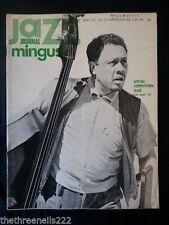 Jazz Journal April Monthly Music, Dance & Theatre Magazines