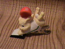Hallmark Ornament dated 1993  Home For Christmas Clip On