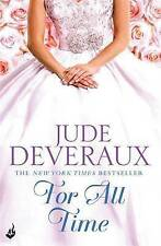 """VERY GOOD"" Deveraux, Jude, For All Time: Nantucket Brides Book 2 (A completely"