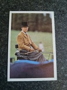 RARE - Prince Philip Trading Card - Question of Sport 1987 Nice Condition ROOKIE
