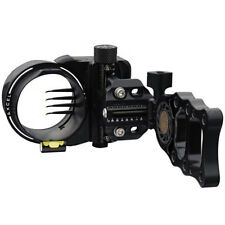 Axcel Armortech HD 5-Pin Hunting Sight #AXAT-D519-BK, RH or LH, Black
