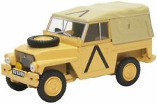 Oxford 43LRL008 Military Land Rover Lightweight Gulf War 1/43 Scale - T48 Post