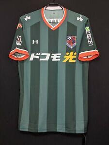 2016 Omiya Ardija GK/3rd J.LEAGUE Jersey Soccer Shirt XL(Japan Size) *BNWT*