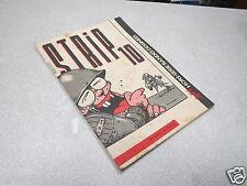 STRIP 10 HORS SERIE BANDES DESSINEES 1983 integral santiag *