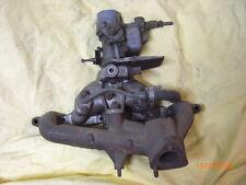 fiat 1100 carburatore con collettore 32 weber,fiat carburatore,