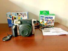Fujifilm INSTAX WIDE 300 immediatamente immagine fotocamera Instant PICTURE CAMERA