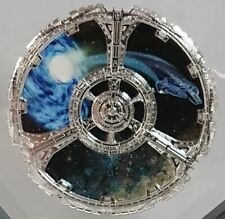 Canada 2018 20$ Star Trek™ Deep Space Nine 25th Anniversary Proof Silver Coin