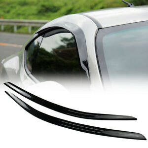 20 Fit For Subaru BRZ / Fit For Toyota GT86 / Scion FRS Coupe Side Window Visor