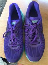 Nike Lunarglide 6 womens tennis shoes sneakers 9.5 purple