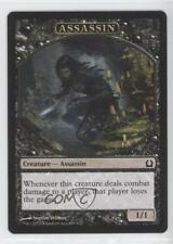2012 Magic: The Gathering - Return to Ravnica Booster Pack Base #T4 Assassin 0b5