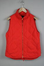 J. CREW STYLE: 92465 FA 12 Women's MEDIUM Quilted Down Filled Waistcoat 20123_JS