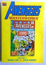 Avengers Masterworks SC TPB #1 (1 st Print) 4.0 VG (1993)