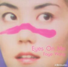 FAYE WONG Eyes On Me 7 inch vinyl LP new