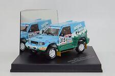 Mitsubishi Pajero EVO Rally Paris-Dakar-Cairo 2000 Vitesse SKM111 1/43