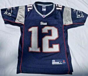✅ TOM BRADY New England Patriots NFL AUTHENTIC Jersey by REEBOK Medium FAST SHIP