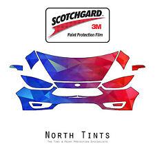 Ford Focus 2015-2017 PreCut 3M Scotchgard Paint Protection Clear Bra Kit