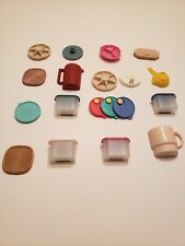 Tupperware Vintage Product Magnets Set Of 17