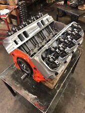 CHEVROLET 496 454 509 540 427 STROKER REBUILT ENGINE BBC RECTANGLE 2 BOLT 575HP