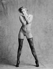 Jarrae 58.02, Black & White Fine Art Nude, signed photo by Craig Morey