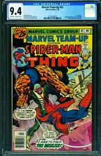 Marvel Team-up #47 CGC 9.4 SPIDER-MAN and THING 2070169018