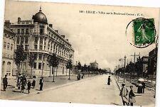 CPA  Lille - Villes sur le Boulevard Carnot  (204157)