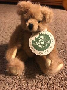 MARY MEYER - the Green Mountain Bears - Haystack
