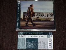 Robben Ford Into the Sun Japan CD