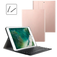 Bluetooth Keyboard Case Stand Cover For Apple iPad,Samsung Galaxy Tab A / E / S3