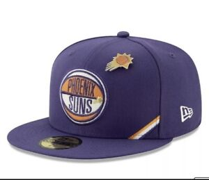 New Era Phoenix Suns Draft Series 9Fifty Knit Vintage Size 7 3/4 Fitted