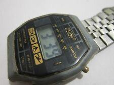 "Vintage Armbanduhr Digital Herren ""STEMPO"" Chronograph"