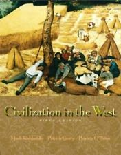 Civilization in the West, Single Volume Edition (5th Edition)