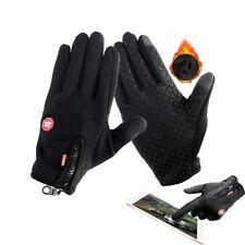 Winter Cycling Ski Outdoor Gloves Touch Screen Waterproof Warm Men/ Women Gloves