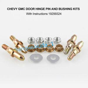 Door Hinge Pin&Bushing Kit OEM 703-267 Fits 99-06 Chevrolet Silverado 1500 Tahoe