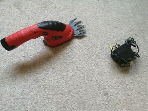 Cordless Rechargable Grass/Hedge Trimmers With Charger. Good Working Order