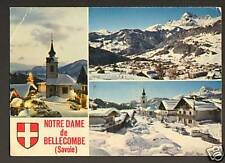 NOTRE DAME DE BELLECOMBE (73) CITROEN 2CV aux CHALETS