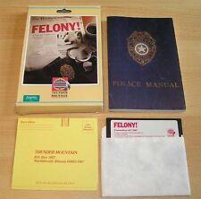 C64: Felony!  - Thunder Mountain 1984