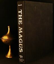 OCCULT MAGUS BLACK MAGIC GRIMOIRE MASONIC KABALLAH ROSICRUCIAN SPIRIT INVOCATION