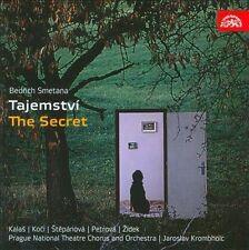 NEW Smetana: The Secret (Audio CD)