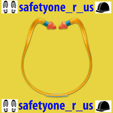 4x Packs Safety Ear Plugs Howard Leight QB2HYG Banded Ear Plugs 21dB