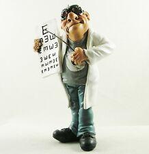 Ophthalmologist Figure Figurine Optometrist Warren Stratford Statue Optician NEW