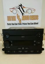 2007 Ford Fusion Radio / AM/FM / MP3 / CD Player / Aux *7E5T-18C869-BE*