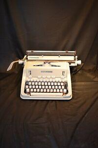 1960s Hermes 3000 Typewriter for Repair or Parts