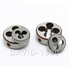 Select Size M1 to M2.6 Metric Die Right Hand Die Small Mini Round Threading Dies