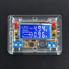 DC-DC Step Down Power Supply Adjustable Module With LCD Display + Housing Case