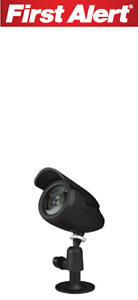 NEW First Alert P-520 Indoor/Outdoor Wired Camera with Night Vision
