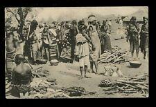 British Cwlth Nigeria Northern Province ZARIA Market 1921 Tuck #894 PPC