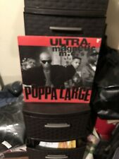 "Ultramagnetic MCs Poppa Large 12"" EX Hip Hop Vinyl 1992 Single Promo"