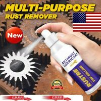 Rust Inhibitor Rust Remover Derusting Spray Car Maintenance Cleaning USA HOT /MA